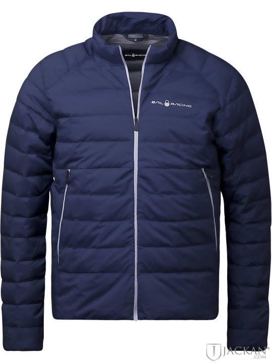 Spray Down Jacket i navy från Sail Racing | Jackan.com