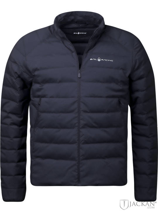 Spray Down Jacket i svart från Sail Racing | Jackan.com