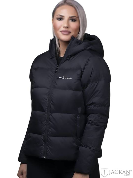 W Gravity Down Jacket i svart från Sail racing | Jackan.com