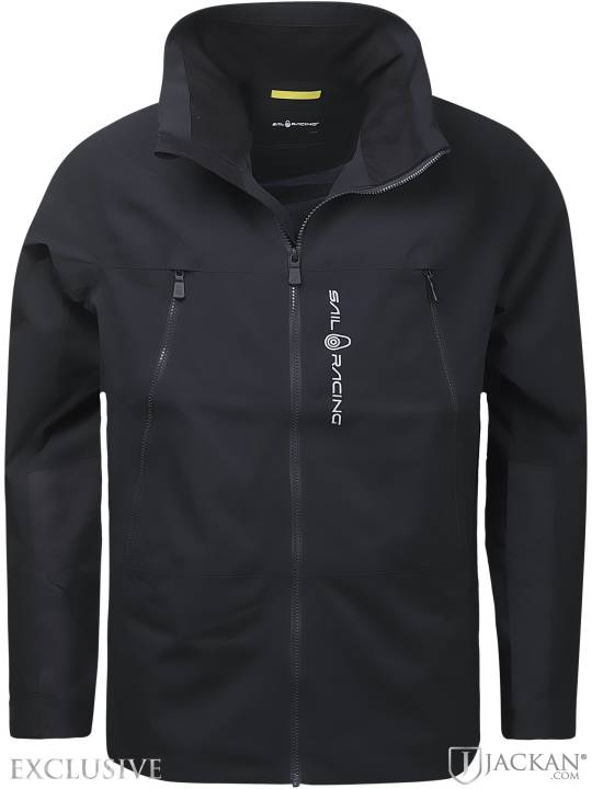 Spray Ocean Jacket i svart från Sail Racing | Jackan.com