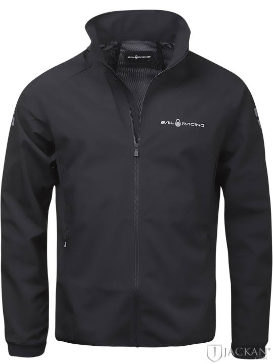 Spray Softshell i svart från Sail Racing | Jackan.com